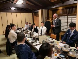 (株)八尾金網製作所 第60期経営指針発表会
